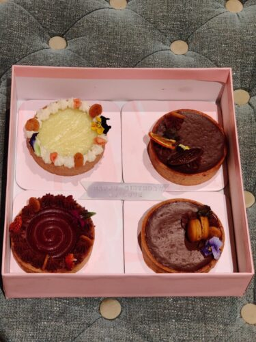 Assorted Mini Tarts photo review
