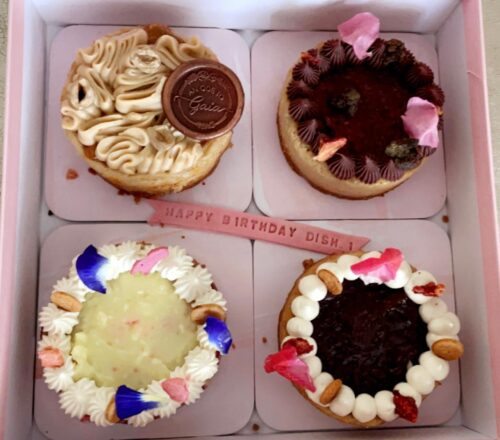 Assorted Mini Cheesecakes photo review